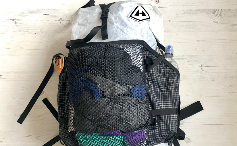Scottish National Trail Gear List
